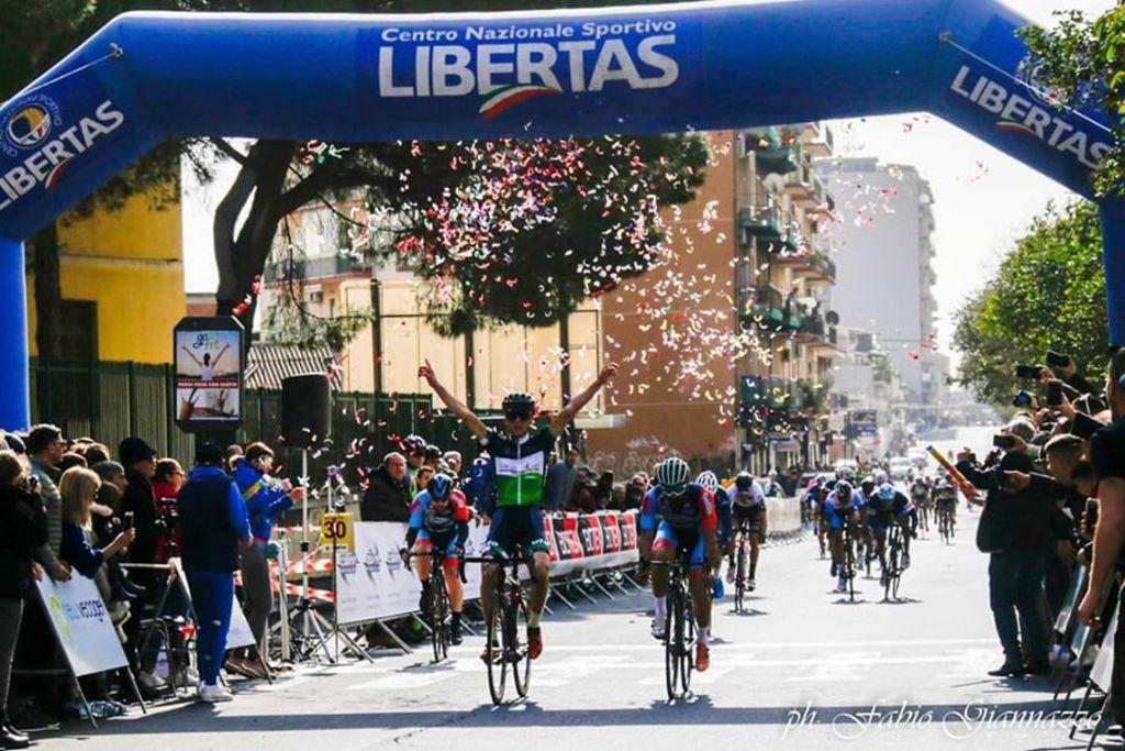 26 01 2020 LIBERTAS   Classifica Strada a Catania (CT)   Sicilia